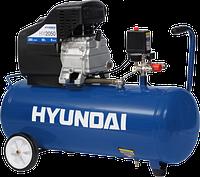 Компрессор Hyundai HY-2050 (250 л/мин., 50 л)