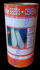 Семена кабачка «Кавилья F1 Кустовой (4446)» 500 г, инкрустированные (Vitas)