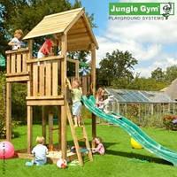 Детский игровой комплекс Jungle Gym Palace, фото 1