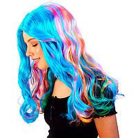 Перука для дівчинки ВЕСЕЛКОВИЙ НАСТРІЙ Rainbow High 572534, фото 1