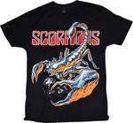 Рок-футболка Scorpions(скорпион), фото 1