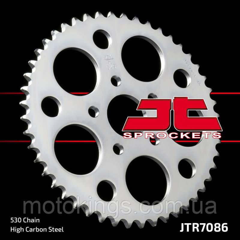 ПЕРЕДНЯ ЗІРКА JT 600M 10 Двигун AM6 (JTF1120.10)* (ЛАНЦЮГ 420) (600M10JT)