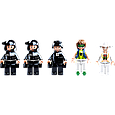 """Конструктор для детей Sluban M38-B0659 """"Полиция: Мобильный командный центр"""" (540 деталей), фото 2"""