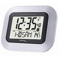Часы настенные Technoline WS8005 Silver/Black (WS8005)