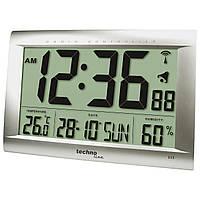 Часы настенные Technoline WS8009 Silver (WS8009)