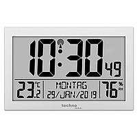 Часы настенные Technoline WS8016 Silver (WS8016)