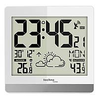 Часы настенные Technoline WS8119 White (WS8119)