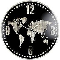 Часы настенные Technoline 938228 World Map (938228)