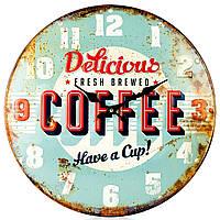 Годинники настінні Technoline WT5020 Coffee (WT5020)