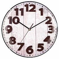 Часы настенные Technoline WT7430 Light Brown (WT7430)