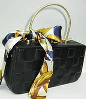 Женский праздничный клатч 28130 Black Женские вечерние клатчи Праздничные клатчи на любой вкус