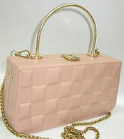Женский праздничный клатч 28130 Pink Женские вечерние клатчи Праздничные клатчи на любой вкус