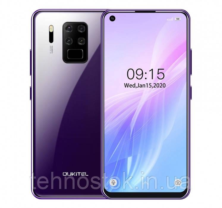 Смартфон Oukitel C18 Pro 4/64Gb Purple EU Гарантия 3 месяца