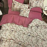 Комплект постельного белья полуторный 150/210 см, нав-ки 70/70, ткань бязь, 100% состоит из хлопка