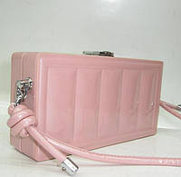 Женский праздничный клатч 20529 Pink  Женские вечерние клатчи Праздничные клатчи на любой вкус
