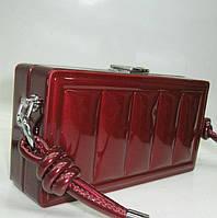 Женский праздничный клатч 20529 Red Женские вечерние клатчи Праздничные клатчи на любой вкус