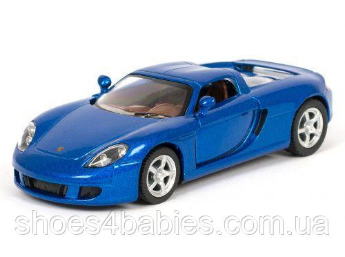 "Машинка KINSMART ""Porsche Carrera GT"" (синяя)"