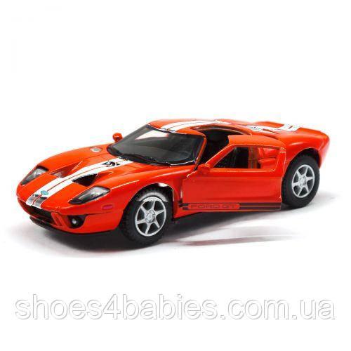 "Машинка KINSMART ""Ford GT"" (червона)"