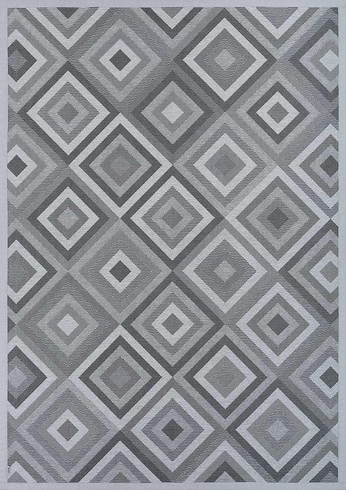 Ковер двухсторонний Narma Tahula 70х140 см Серый