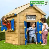 Детский игровой домик Jungle Gym Jungle Playhouse
