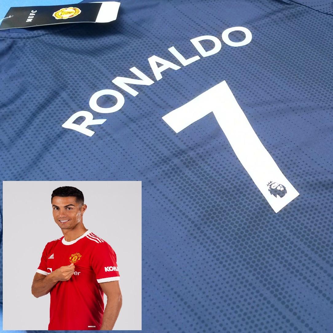Дитяча футбольна форма Манчестер Юнайтед №7 Роналдо