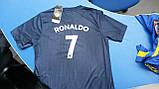 Дитяча футбольна форма Манчестер Юнайтед №7 Роналдо, фото 6