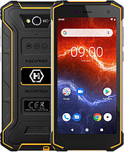 """Смартфон HAMMER Energy 2 3/32GB 5.5"""" Оранжевый"""
