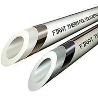 Труба полипропиленовая FIRAT STABI 40 PN20