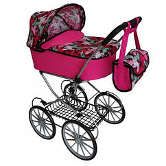 Детская коляска MELOGO 9673 с сумкой для кукол