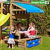 Детский игровой модуль Jungle Gym Mini Picnic Module