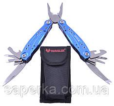 Багатофункціональний ніж (мультитул) MT-905 синій