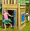 Детский игровой модуль Jungle Gym Play House Module