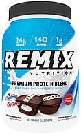 Многокомпонентный протеин Remix Nutrition Premium Protein Blend 907 г
