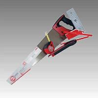 Набор инструмента столярный 5 ед. (ножовка, нож, карандаши, рулетка, угольник), Intertool