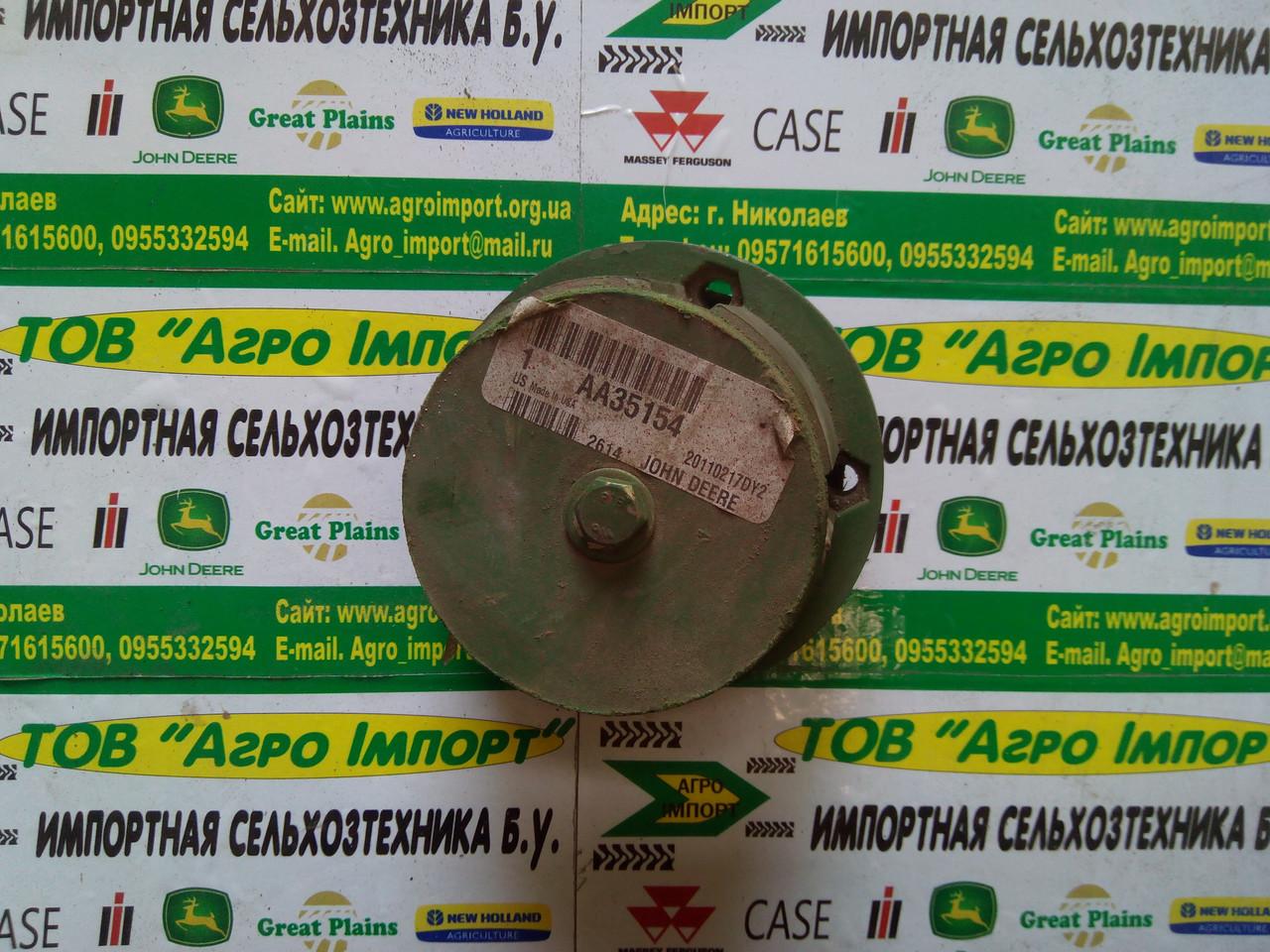Ступица однодискового сошника AA35154