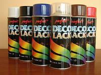 Автокраска аэрозольная DECO LACK 400мг Perfect
