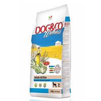 Итальянский корм DOG&CO Wellness 3 кг. для взрослых собак супер премиум класса ADULT ALL SIZE Fish & Rice
