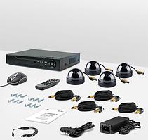 Комплект видеонаблюдения DigiGuard DG-1104A