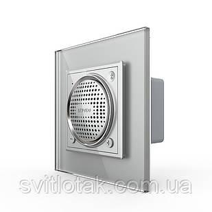 Bluetooth 5.0 колонка серый Livolo (VL-C7-FCF-2IP)