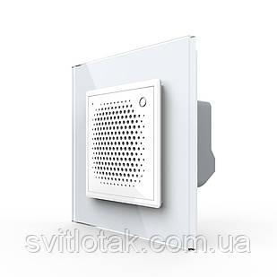 Дверной звонок сирена ZigBee белый Livolo (VL-C7-FCBZ-2WP)