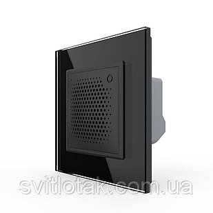 Дверной звонок сирена ZigBee черный Livolo (VL-C7-FCBZ-2BP)