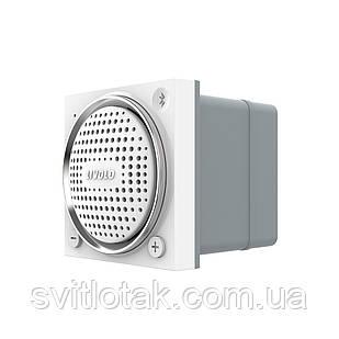 Механизм Bluetooth 5.0 колонка белый Livolo (VL-FCF-2WP)