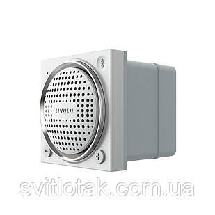 Механизм Bluetooth 5.0 колонка серый Livolo (VL-FCF-2IP)