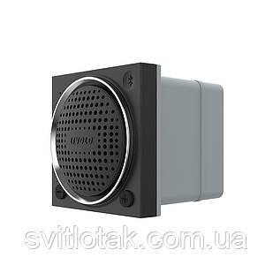 Механизм Bluetooth 5.0 колонка черный Livolo (VL-FCF-2BP)