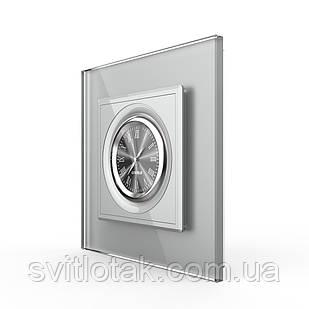 Часы механические серый Livolo (VL-FCCL-2IP-15)