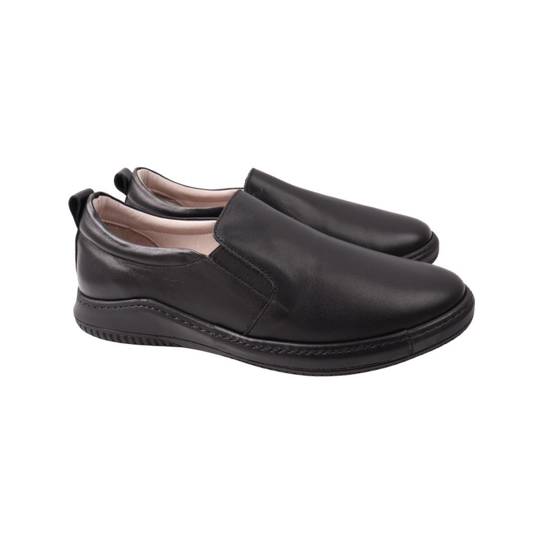 Туфли женские Mario Muzi черные натуральная кожа
