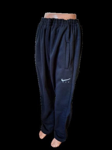 Спортивні штани чоловічі на байку прямі р. 54,56,58,60,62.Колір темно-синій.Від 5шт по 180грн