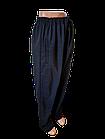 Спортивні штани чоловічі на байку прямі р. 54,56,58,60,62.Колір темно-синій.Від 5шт по 180грн, фото 2