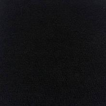 Фетр мягкий 1 мм, 100% шерсть, 20x30 см, ЧЕРНЫЙ, Голландия