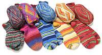 Виды пряжи, используемые при производстве носков